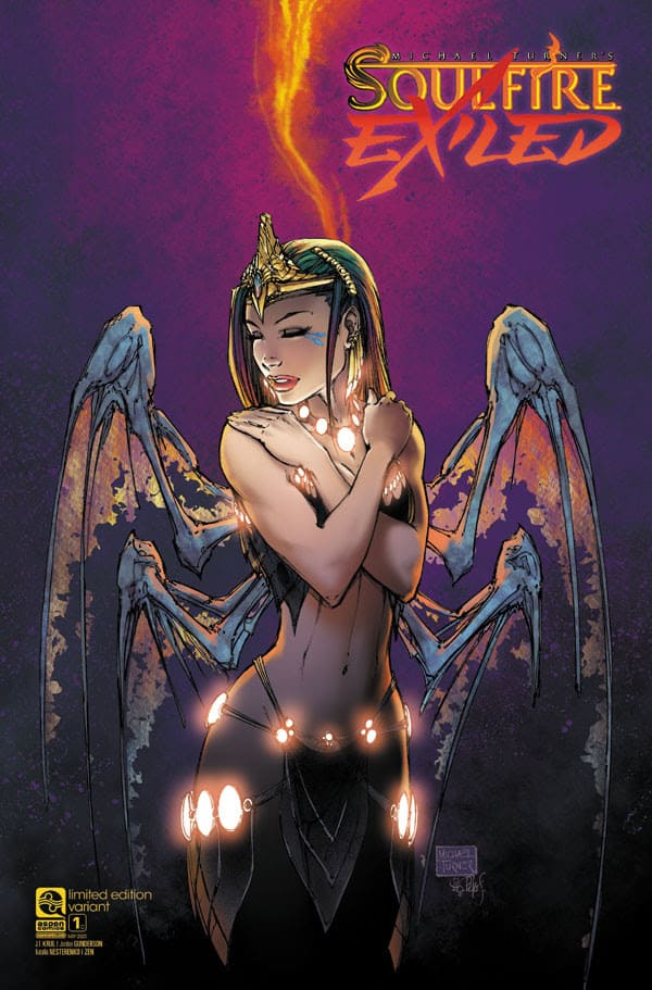 SOULFIRE: EXILED #1 - Cover C