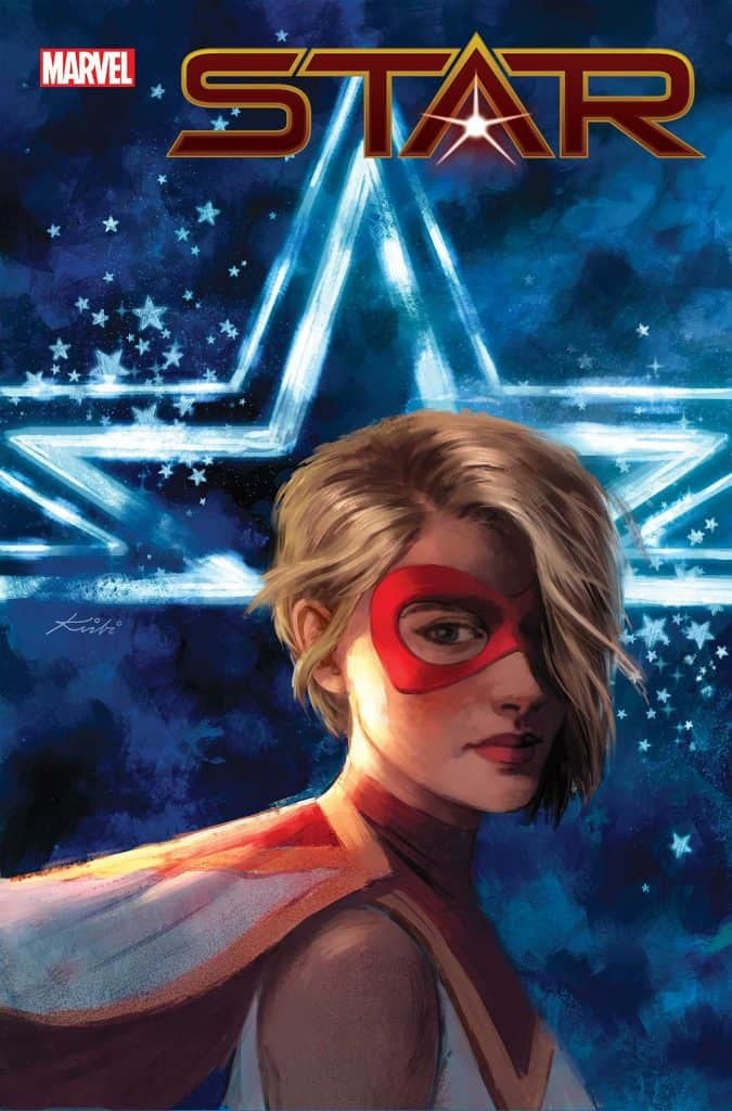 STAR #2 - Cover B