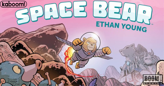 Space Bear 1st look feature