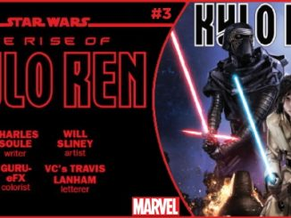 Star Wars The Rise of Kylo Ren #3
