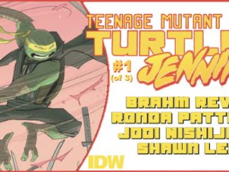 Teenage Mutant Ninja Turtles Jennika #1