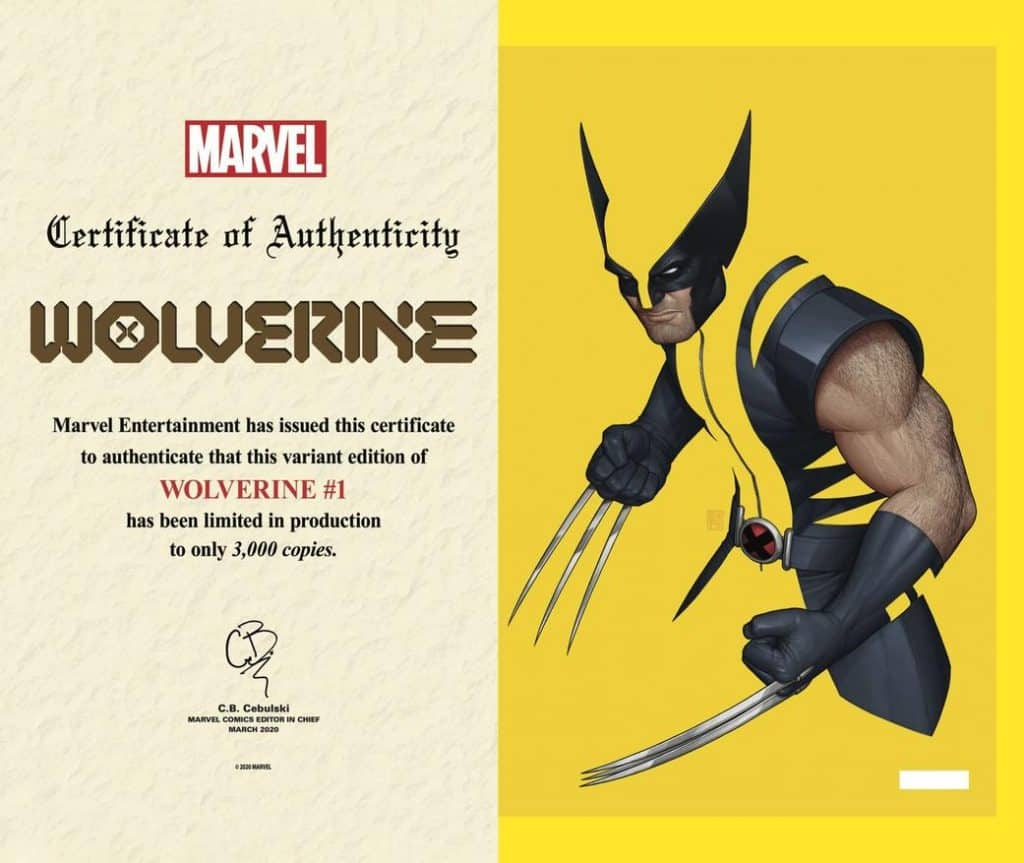 Wolverine variant at c2e2