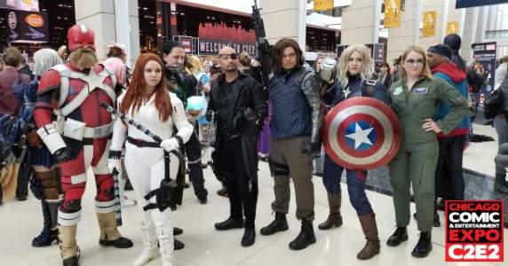 C2E2 Cosplay on Saturday - Part 5