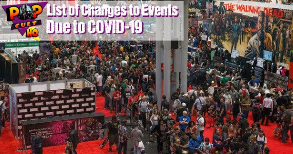 COVID-19 Convention feature
