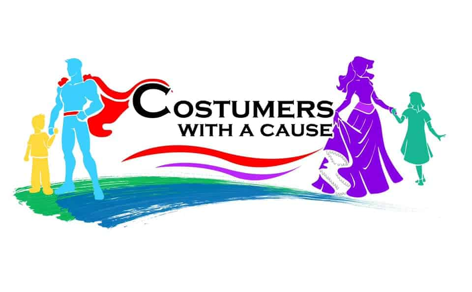 Costumers with a cause