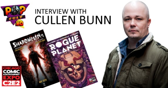 Cullen Bunn interview feature