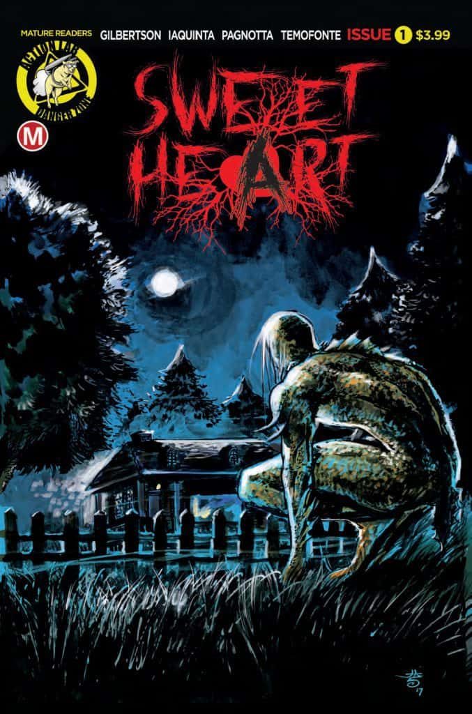 SWEET HEART #1 - Cover A