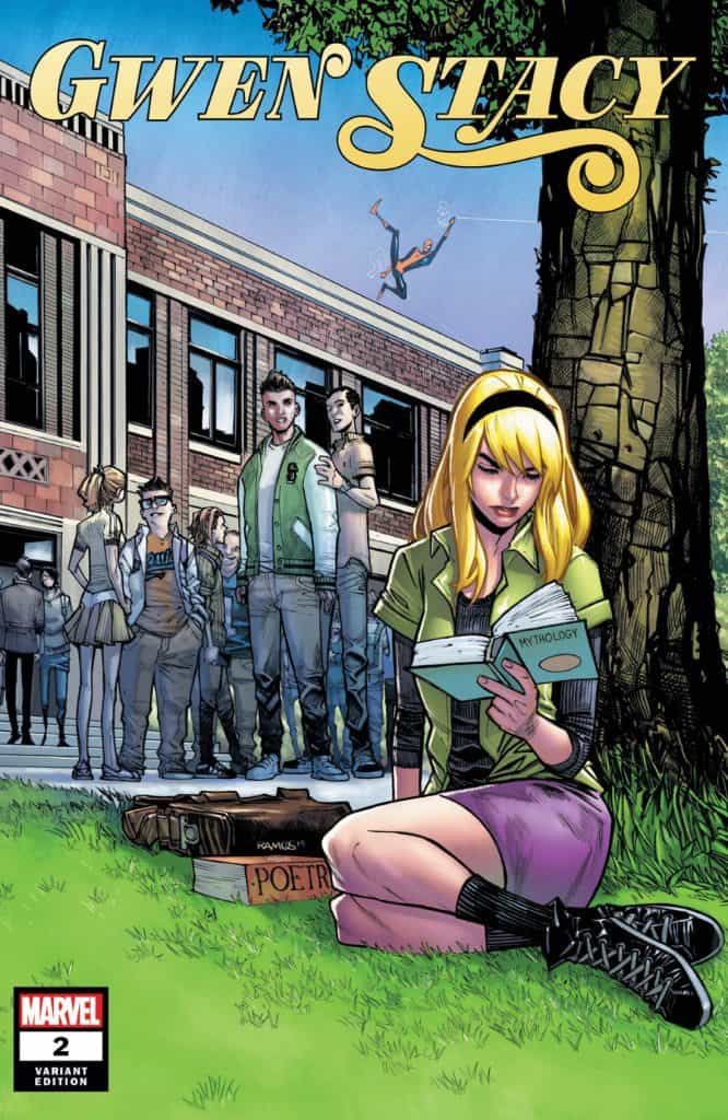 GWEN STACY #2 - Cover C