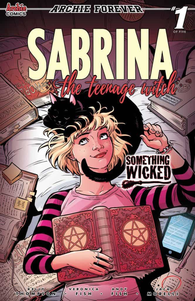 SABRINA: SOMETHING WICKED #1 - Cover C