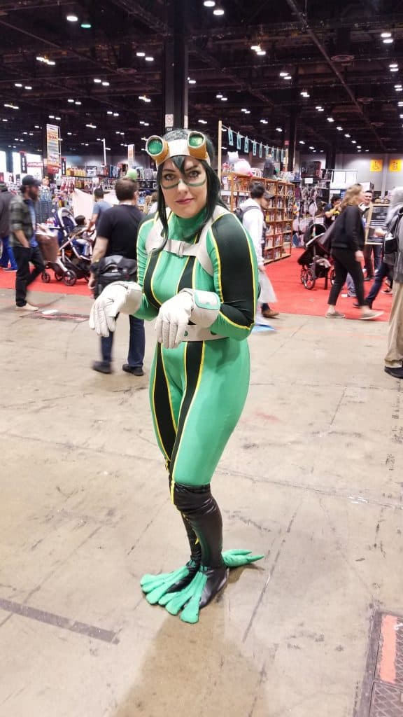 C2E2 Sunday Cosplay Photos Part 2